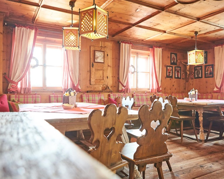 Arlberg Resort Hospiz Alm Restaurant (C) Arlberg RESORT ( )